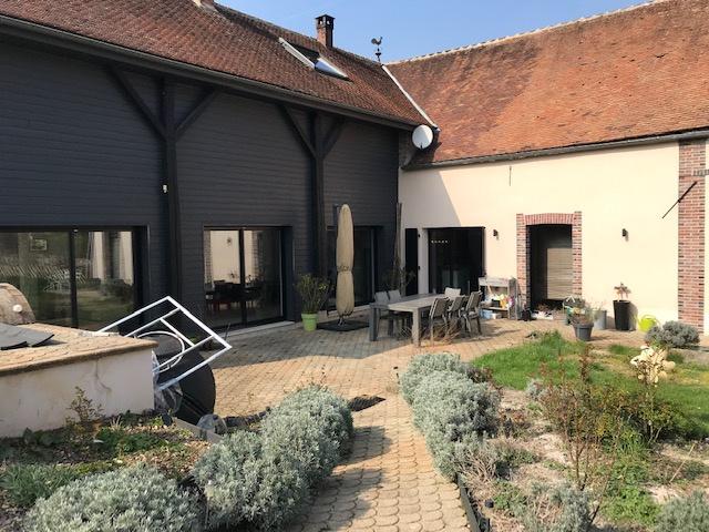 vente Maison ancienne rénovée dans un style contemporain